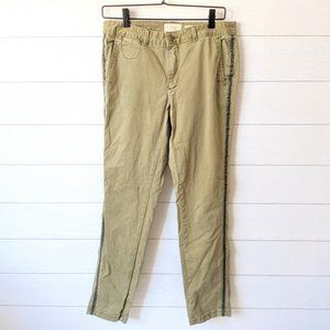 Anthropologie Chino Relaxed Fit slim Pant 28